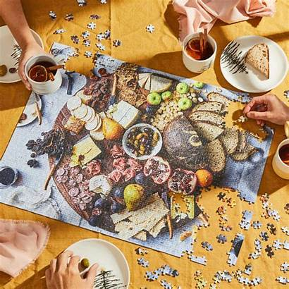 Food52 Cheese Wow Board Puzzle Gifts Pieces