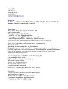 resume format sle document cover letter probation officer radiology nurse sle resume probation officer cover letter