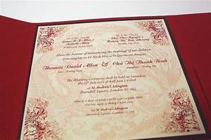 bilingual english and vietnamese oriental by With diy vietnamese wedding invitations