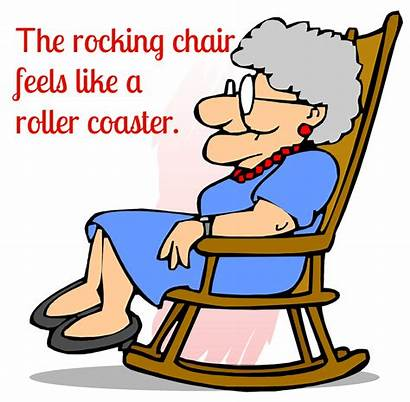 Jokes Getting Aging Know Facts Chair Humor