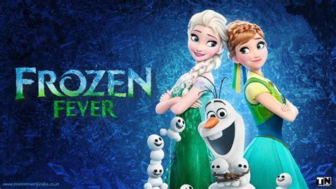 frozen fever full short   hindi  p p hd
