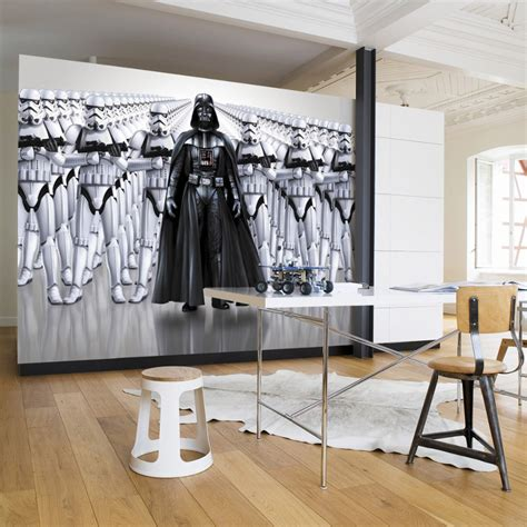 Komar Star Wars Imperial Force Wall Mural  Stunning Designs