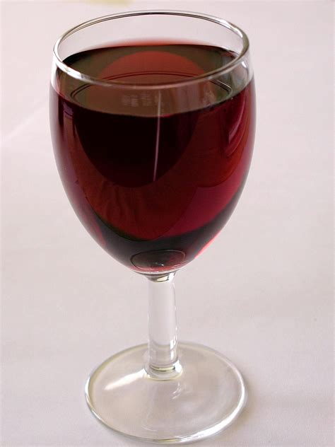 Pick up a red wine glass for to linger over or a tasting glass to make notes. Chemistry of Food and Drinks - Chemistry in Daily Life