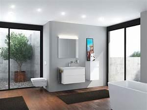 Living Art Badmöbel : badezimmer einrichten bad einrichtung von richner ~ Michelbontemps.com Haus und Dekorationen