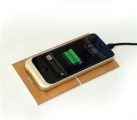 iphone 5s wireless charging inpofi wireless charger for iphone 5 5s iphoneness