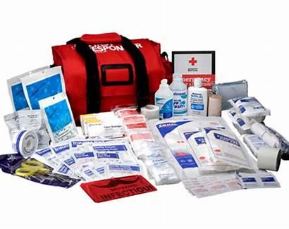 Aid Kit Portable Medicine Supplies Bag Prefilled