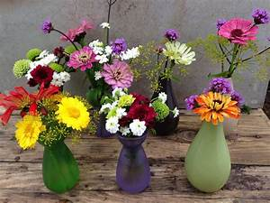Bud, Vases, Being, Put, To, Good, Use