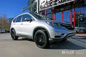 Honda Crv With 20in Tsw Max Wheels Exclusively From Butler