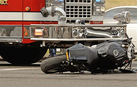The Different Types Of Motorcycle Accidents Relating To