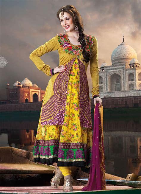 punjab trip latest party wear suits design  women