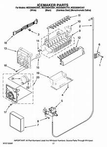 Whirlpool Ice Maker Parts