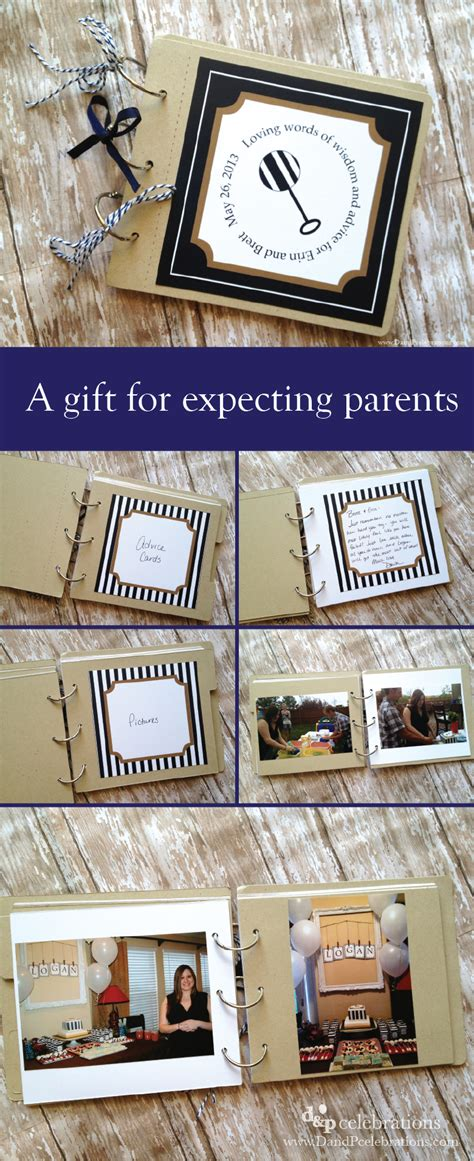 Take a moment to appreciate the new (or expecting parents) and gift them something truly memorable, like a framed piece of custom artwork to adorn their bedroom, living room, or nursery wall. A gift for expecting parents by www.dandpcelebrations.com ...