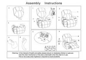 luxury leather cinema recliner chair sofa w massage