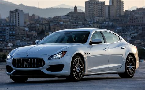 Maserati Quattroporte Backgrounds by Maserati Quattroporte Gts Gransport 2016 Wallpapers And