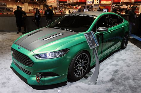 Fusion Sema by Ford Fusion Show Cars Sema 2012 Photo Gallery Autoblog