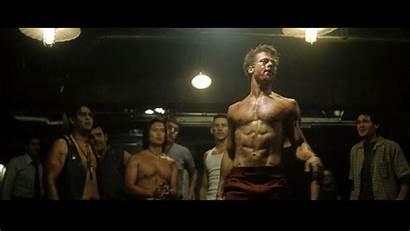 Fight Brad Pitt Clube Luta Fanpop Um