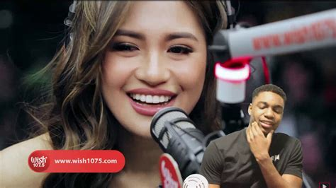 julie anne san jose on wish 107 5 husband reacts to julie anne san jose sings quot your song