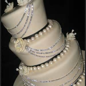 50 and fabulous cake topper diamonds and pearls themed weddings diamonds and pearls