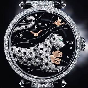 Cartier Panther Watches For Women Hands-On   aBlogtoWatch