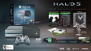 Xbox One 1TB Console Limited Edition Halo 5 Guardians