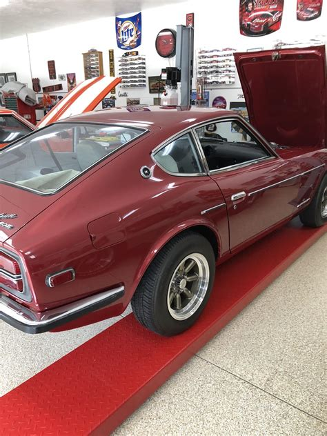 Datsun 240z For Sale In Florida by Sold 1972 Datsun 240z For Sale Port Orange Florida