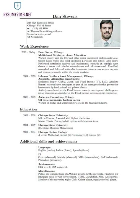 latest resume format letters free sle letters