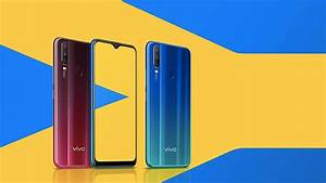 Vivo Y15  2019  With Triple Rear Camera Setup  5 000mah