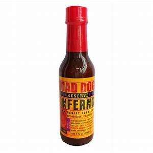 MAD DOG Inferno Hot Sauce Worlds Hottest Sauce