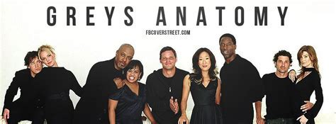 Greys Anatomy Facebook Covers   FBCoverStreet.com
