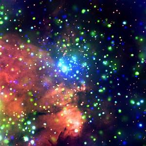 galaxy, outer space, space, stars, universe - image #53005 ...