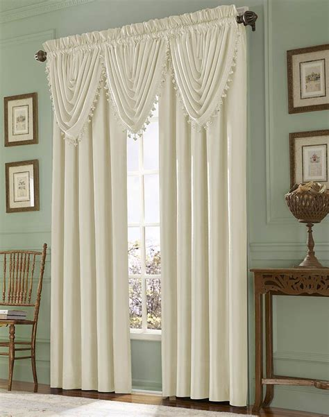 window valance curtains   interior design