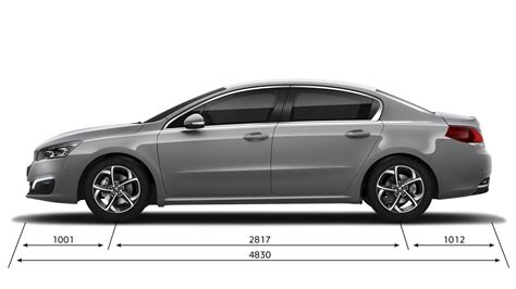 peugeot 508 saloon technical information peugeot uk