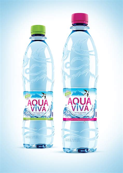 Aqua Viva on Packaging of the World - Creative Package ...