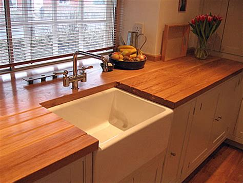 kitchen wooden work solid wooden work surfaces quality hand made furniture huddersfield west yorkshire