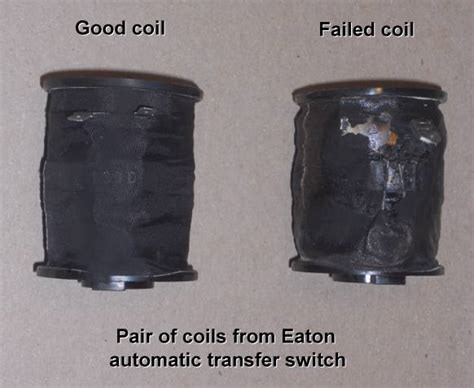 automatic transfer switches replacement parts
