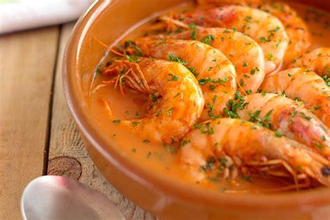 recette de cuisine avec des crevettes crevettes sauce à l 39 ail une cuisine