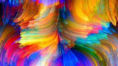 Colors Colorful Abstract Bright Wallpapers 3d Rate