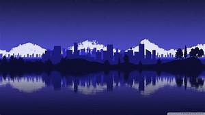 Denver Skyline Mountains Silhouette Pictures to Pin on ...