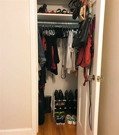100 how to organize a small closet with lots of clothes