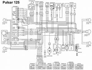 Kymco Agility 125 Wiring Diagram