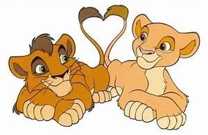 Clip Art - Simba's Pride Fun site