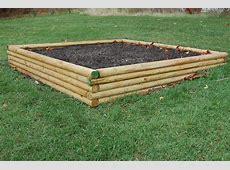 Raised Garden Bed Life at Walnut Grove