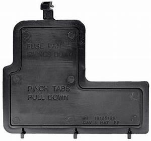 92 Pontiac Firebird Fuse Box