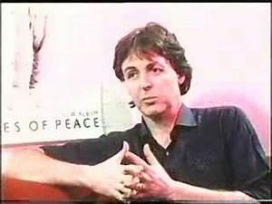 How To Make Music Program Paul Mccartney On Razzamatazz 1983 Youtube