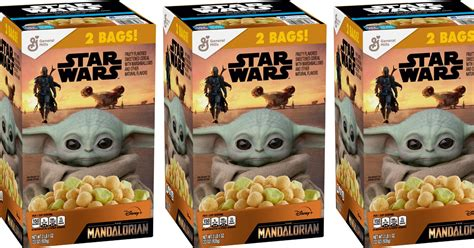 Baby Yoda cereal is hitting Sam's Club and Walmart shelves ...