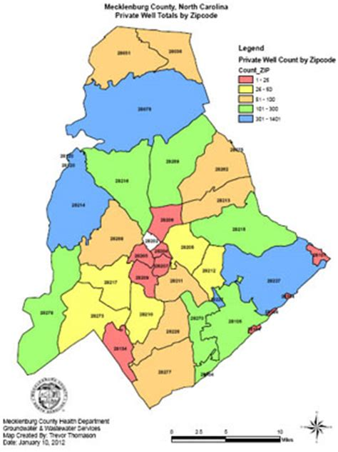 mecklenburg county state   environment report