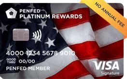 Maybe you would like to learn more about one of these? PenFed   Platinum Rewards Visa Signature