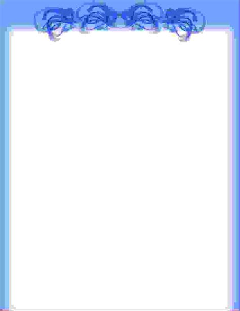 free stationery templates 8 free printable stationery templates memo formats