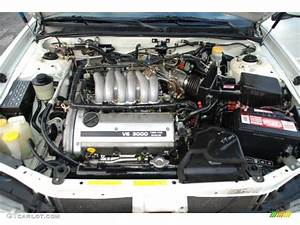 1999 Nissan Maxima Se Engine Photos