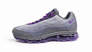 air max 95 grey purple
